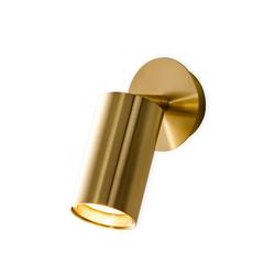 Kinkiet Yerba złoty