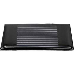 TRU COMPONENTS POLY-PVZ-60100-6V Solarzelle 6 V/DC 0.12A 1 St. (L x B x H) 100 x 60 x 2.7mm