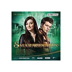 Smaragdgrün  2 Audio-CDs - Hörbuch