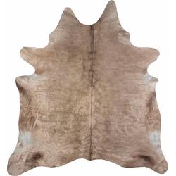 Fellteppich Rinderfell 3, LUXOR living, tierfellförmig, Höhe 3 mm, echtes Rinderfell 160 cm x 240 cm x 3 mm