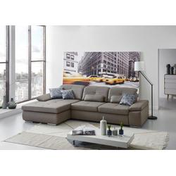 Polinova ATLANTIS-L/PN-IN16012 Sofa 3 Sitzer