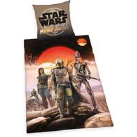 Herding Star Wars Mandalorian Bettwäsche