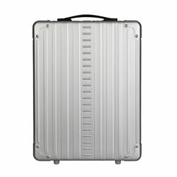 Aleon Hybrid Rucksack 42 cm Laptopfach platinum