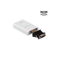 I-TEC Advance DVI+1xHDMI Adapter+1x VGA Adapter Adapter USB 3.0 Typ A, USB zu DVI-I, USB 3.0 Display Adapter