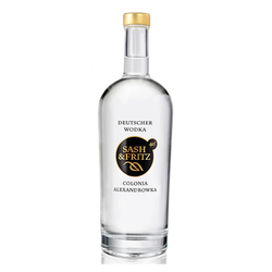 Sash & Fritz Wodka 40% vol.