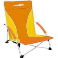 Brunner Strandstuhl Cuba orange/gelb