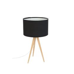 Zuiver Tischleuchte Zuiver TRIPOD TABLE Designer Tischleuchte schwarz