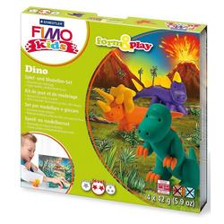 STAEDTLER Knete FIMO kids Form & Play Dino