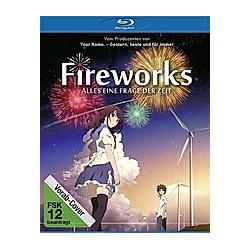 Fireworks - Alles eine Frage der Zeit - DVD  Filme