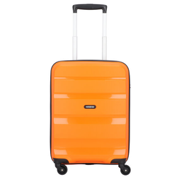 American Tourister Bon Air 4-Rollen Kabinentrolley 55 cm tangerine orange