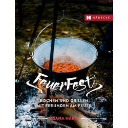 Feuerfest: Buch von Lisana Hartl