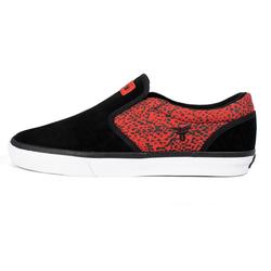 Schuhe FALLEN - The Easy Red Speckle (RED SPECKLE) Größe: 44.5