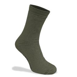 Mil-Tec Socke Nature Bambus 2er-Pack oliv, Größe 46-48