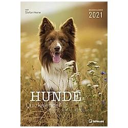 Stefan Heine Hunde Quizkalender 2021
