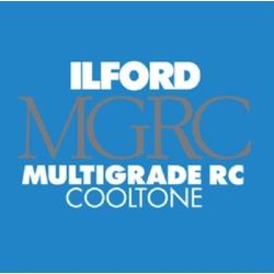 ILFORD Papier MG RC Cooltone 1M 24x30cm 50 Blatt