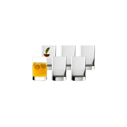 Stölzle Glas NEW YORK BAR Saftglas 290 ml 6er Set (6-tlg), Glas