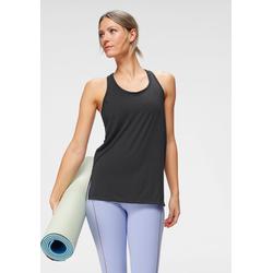 Nike Yogatop Yoga Women's Tank schwarz Damen Tops