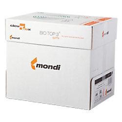 Bio Top 3 Chlorfrei gebleichtes Kopier-/ Druckerpapier DIN A4 80 g/m² Weiß 89 CIE Quickbox mit 2500 Blatt