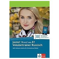 Jasno! neu: Heft A1 + Klett Augmented - Buch