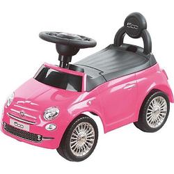 Rutschauto Fiat 500 rosa