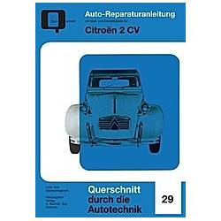 Citroen 2 CV - Buch