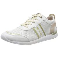 MUSTANG 1301-301-111 white-gold/ white, 37