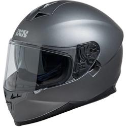 IXS 1100 1.0 Intergralhelm, grau, Größe XS