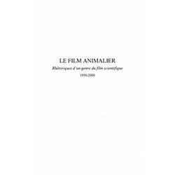 Le film animalier