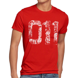 style3 Print-Shirt Herren T-Shirt Eleven 11 demogorgon elfie dustin rot XXL