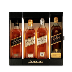 Johnnie Walker Collection 0,8L (40% Vol.)