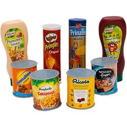 Chr. Tanner Spiellebensmittel Spiellebensmittel Lebensmittel Set