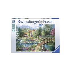 Ravensburger Puzzle Ravensburger - Shades of Summer, 2000 Teile Puzzle, 2000 Puzzleteile