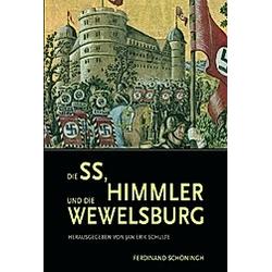 Die SS  Himmler und die Wewelsburg - Buch
