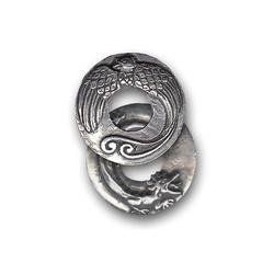 Adelia´s Amulett Feng Shui Glücksbringer, Drache und Phoenix - Glück und langes Leben