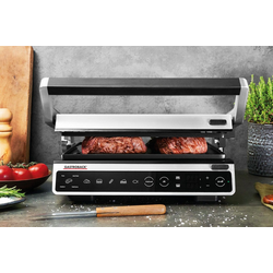 Gastroback Kontaktgrill 42542 Design BBQ Advanced Smart, 2000 W