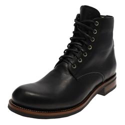 Sendra Boots 17324 Negro Herren Schnürstiefel Stiefelette 45 EU