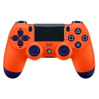 Sony PS4 DualSchock 4 V2 Wireless Controller Sunset Orange