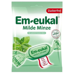 Em-eukal Milde Minze zuckerfrei
