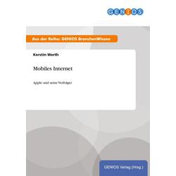 Mobiles Internet als Buch von Kerstin Werth