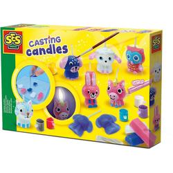 SES Creative Formkerze Kerzen gießen