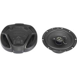 Boschmann XJ1-G646T3 3-Wege Koaxial-Einbaulautsprecher 350W Inhalt: 1 Paar