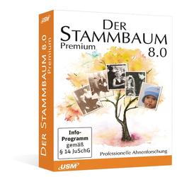 USM Drzewo genealogiczne 8.0 Premium