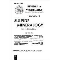 Sulfide Mineralogy - Buch