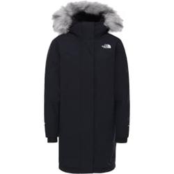 The North Face - W Arktis Parka Tnf Black - Jacken - Größe: M