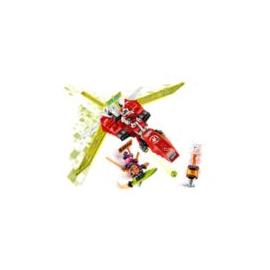 Lego Ninjago Kais Mech Jet 71707