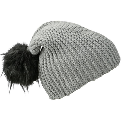 Wintersport Beanie | Myrtle Beach silver/black