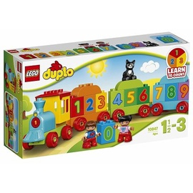 Lego Duplo Zahlenzug