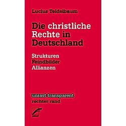 Die christliche Rechte in Deutschland