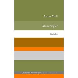 Mauersegler als Buch von Alrun Moll