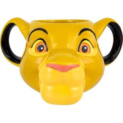 Paladone Dekobecher Disney Simba 3D Becher